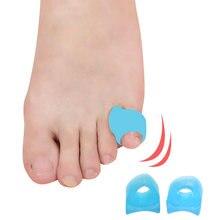 Силиконовый разделитель для большого пальца ноги кости корректор