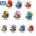 20 стилей, Покемон, мяч, блоки, мелкие частицы, мини-конструктор, собранный Пикачу, LegoED, игрушка, обучающие игрушки