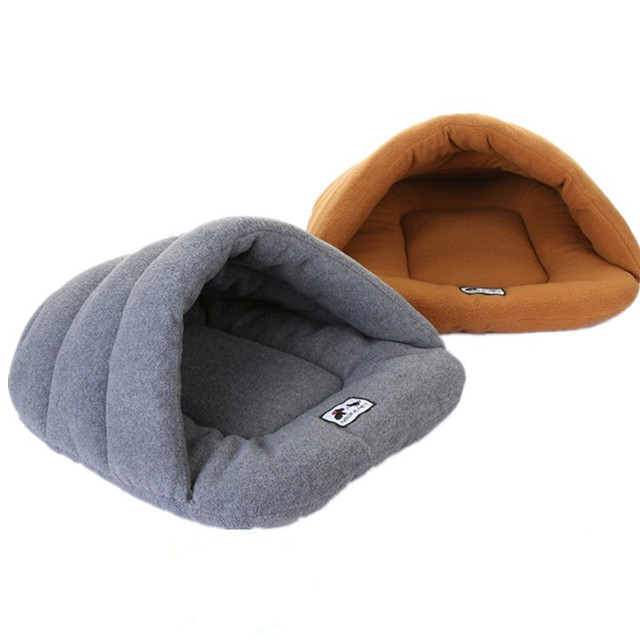 Winter Warm Slippers Style Dog Bed Pet Dog House Lovely Soft Suitable Cat Dog Bed House For Pets Cushion High Quality Products 2