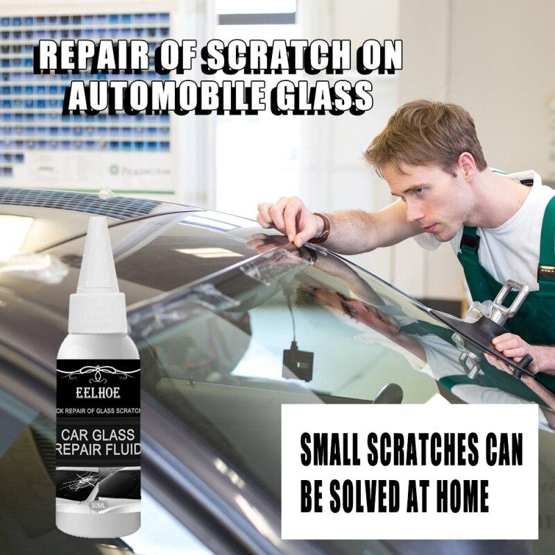 30 мл автомобильные наполнители, клей, герметик, инструмент для ремонта ветрового стекла, самодельный клей для отверждения автомобильного с...