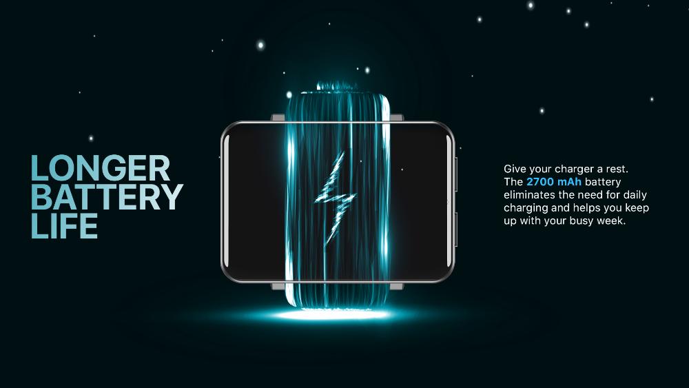 longer battery