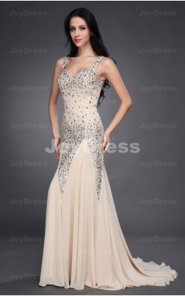 New Fashion 2018 Vestidos De Festa Sexy Backless Luxury Long Crystal Bride Gown Party Evening Elegant Mother Of The Bride Dress