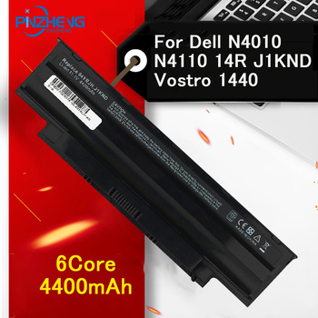 PINZHENG J1KND Laptop Battery For DELL Inspiron N4010 N4110 14R J1KND Vostro 1440 13R 3010 Series Laptop Tablet Battery original battery cable wire line for dell vostro 5370 v5370 inspiron cn 0hy6hw hy6hw 0hy6hw