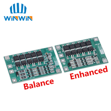 10 Stuks 3S 40A Li Ion Lithium Batterij Oplader Bescherming Boord Pcb Bms Voor 40A Huidige Boor Motor 11.1V 12.6V Lipo Mobiele Module