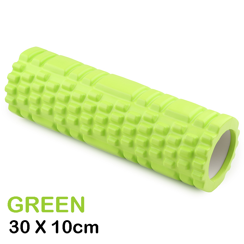 Yoga Column Fitness Pilates Foam Roller Yoga blocks Train Gym Massage Grid Trigger Point Therapy Physio Exercise 5