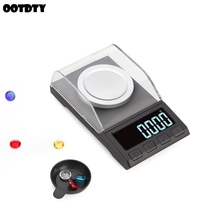 0.001g Digital Counting Carat Scale USB Charging 10g 20g 50g 100g Precision Electronic Jewelry Diamond Germ Medicinal Balance