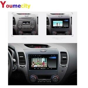 Image 4 - Tám Nhân/Android 9.0 Máy Nghe Nhạc Đa Phương Tiện DVD Gps Cho Xe Kia CERATO K3 FORTE Với Màn Hình Ips Đài Phát Thanh Wifi bluetooth RDS Headunit