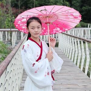 Umbrellas Chinese Silk Cloth U