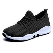 цена на New women shoes lightweight breathable comfortable sports shoes women running shoes sweat-absorbent anti-skid shoes