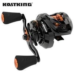 KastKing Zephyr Bait Finesse System Baitcasting Fishing Reel 4.5KG 7 Ball Bearings 7.2:1 Gear Ratio Carbon Fiber Fishing Wheel