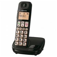 Wireless Phone Panasonic KX-TGE310SPB Black
