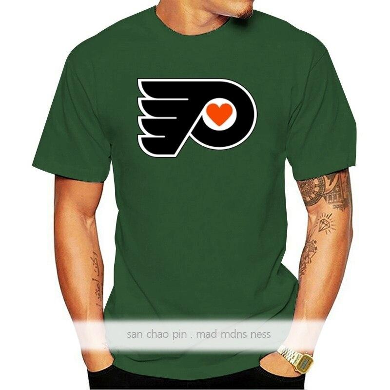 Philadelphia Fire Flyers Style Humor T Shirt Men Fashionable 100% Cotton 100% Cotton Tees Pure Summer O Neck T-Shirts