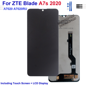 Image 1 - Original For ZTE Blade A7s 2020 A7020 A7020RU LCD Display Touch Screen Digitizer Assembly  For ZTE Blade A7s 2020 A7020 A7020RU