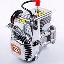 36cc 4 Bolt Motor Gasoline Engine for 1/5 HPI ROVAN KM baja