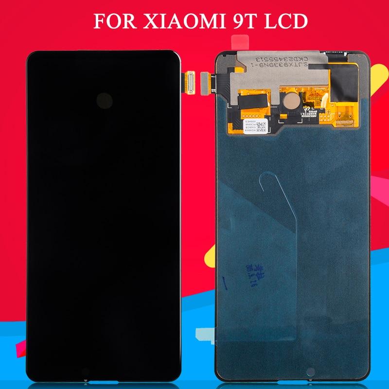Dina mi co 6.39 pouces pour Xiao mi mi 9T Lcd écran tactile numériseur assemblée pièces de réparation pour rouge mi K20 Lcd K20Pro affichage