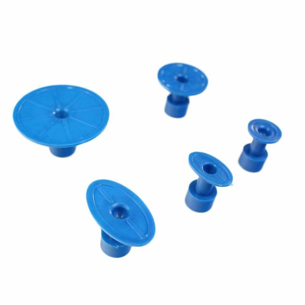 Livraison gratuite 5 pièces RDP Onglets Colle Tirant Débosselage sans peinture Outils Mini Poussoir onglets grêle Dent outils de réparation Réparation Grêle Suppression