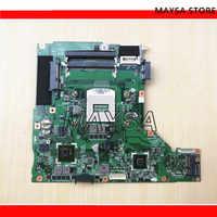 ¡Caliente! Placa base Original para ordenador portátil, Tablero Principal compatible con MSI CX61, MS-16GD1 VER: 1,1 VER: 1,0, modelo de toma rPGA947, 100% probada y completamente funcional