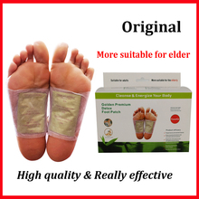 Foot-Patch Detox Slimming-Improve Sleep Bamboo with Adhersive Original