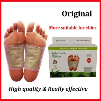 200pcs/lot Kinok Detox Foot Patch Bamboo Detox Foot Pads With Adhersive Foot Care Tool Improve Sleep slimming Foot sticker