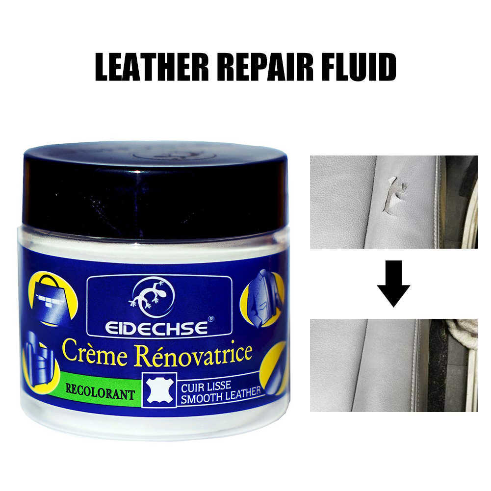 New Carpets Tool Holes Scratch Furniture Home Shoe Sofa Coats Clothes Car Seat Jackets Leather Repair Cream Cleaner All-Purpose