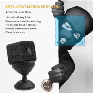 Image 3 - COOLJIER Mini kamera SQ11 SQ12 FULL HD 1080P Night Vision kamery sportowej SQ13 SQ23 wodoodporna powłoka czujnik CMOS WIFI rejestrator
