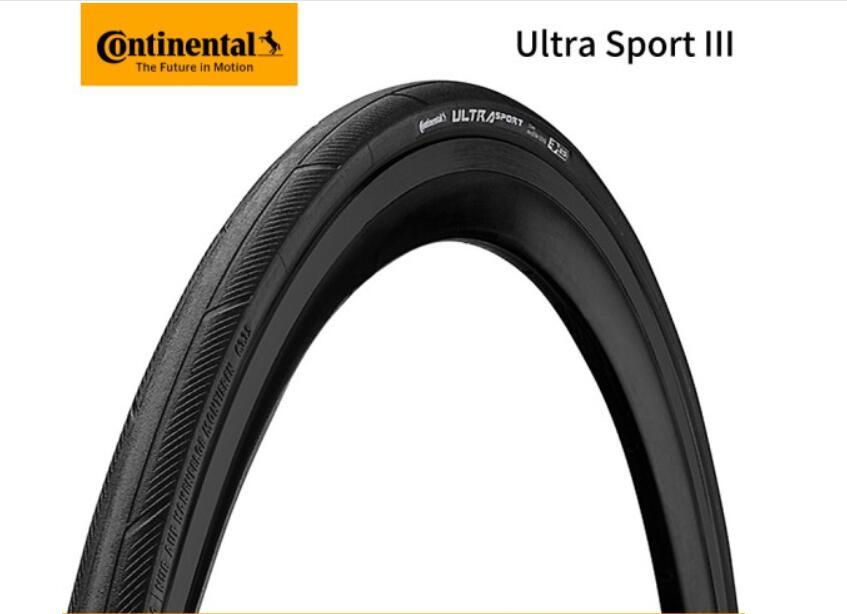 Continental ULTRA SPORT III шоссейных гонок шины 700c 23c 25c велосипедная шина для дорожного велосипеда ультра светильник нескладываемая