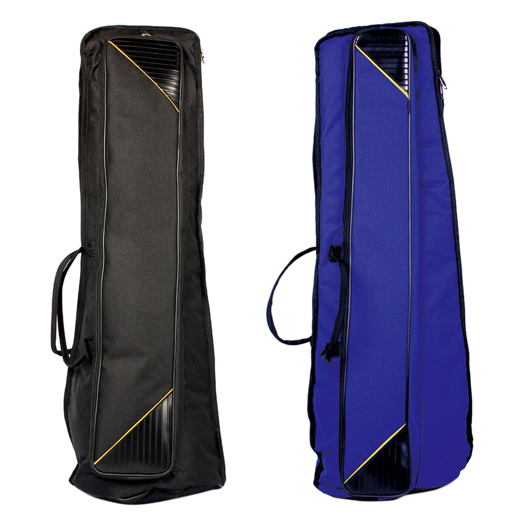 Durable Tenor Trombone Gig Bag Musical Instrument Case Accessory