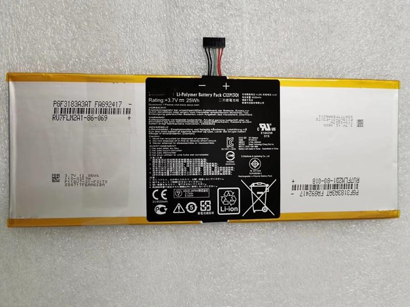 Original Laptop Battery C12P1301 For ASUS For MEMO PAD K00A (ME302C) For MemoPad 10.1