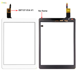 Image 2 - 9.7 Inch Touch Screen OLM 097D0761 FPC Ver.2 For Teclast X98 Air III 3 Glass Panel Digitizer Sensor Replacement 097137 01A V1