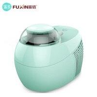 Fuxin Meedo Mini Electric Ice Cream Maker Yogurt Ice Cream Making Machine Home Automatic Self refrigerating Ice Cream Freezers