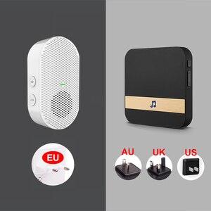 Image 5 - EKEN V5 Video Doorbell Smart Wireless WiFi Security Door Bell Visual Recording Home Monitor Night Vision Intercom door phone