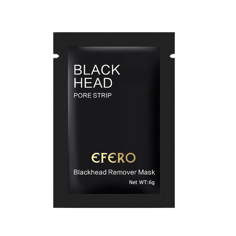 Bamboo Charcoal Strong Blackhead Nose Masks Pore Cleansing Remover Peel Off Mask Lasting Moisturizing Nourish Nose