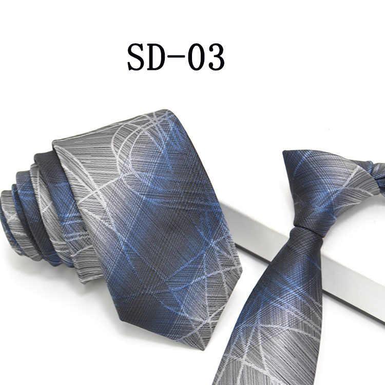 Free Shipping classic men business formal wedding tie 6cm stripe neck tie fashion shirt dress accessories
