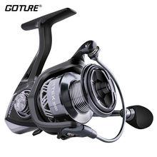 Спиннинговая катушка goture vortex карбоновая Рыболовная серия
