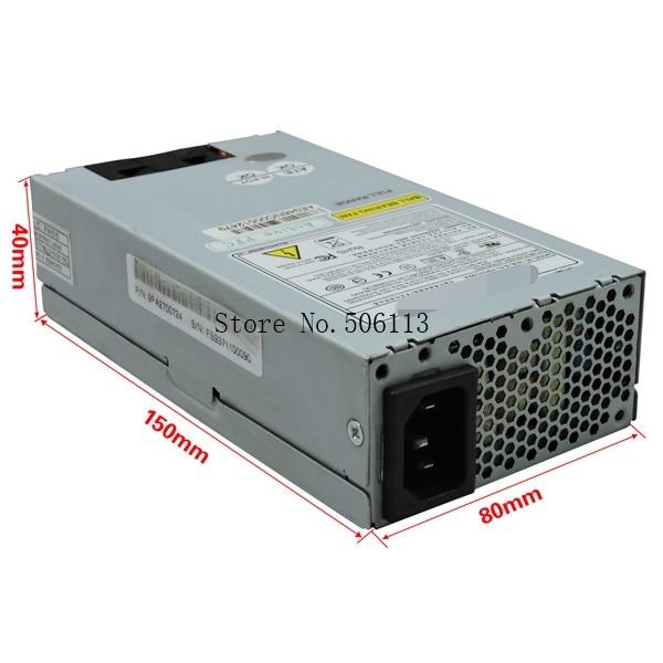 100% работает для FLEX HTPC NAS POS кассовый аппарат FSP270-60LE 270 Вт мини ITX 1U сервер блок питания PSU Flex ATX Shuttle 24Pin