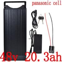 48V 1000W 1500W 2000W Ebike Akku 48V 20Ah Elektrische Fahrrad Batterie 48V 20AH lithium-ion Batterie verwenden panasonic zelle