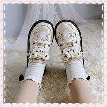 Japanese sweet princess lolita thick bottom jk uniform shoes student Soft Girl retro girl single shoes Cos Loli tea party