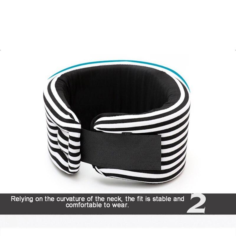 Neck Brace Soft Neck Support Collar Adjustable Cervical Collar For Men And Women Sponge Cervical Collar