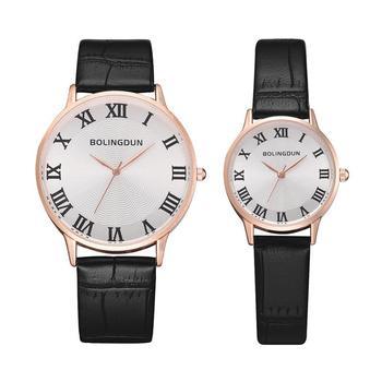 Rome Lovers Watches Women Fashion Black Female Quartz Gifts Clock Casual Ladies Vintage Leather Couple Watches Zegarki Damskie цена 2017