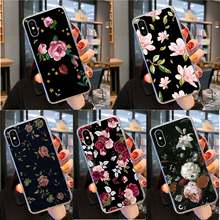 Yinuoda Fashion Little Bloemen Coque Shell Telefoon Case Voor Iphone 11 Pro Xs Max 8 7 6 6S Plus X 5 5S Se Xr Cover(China)