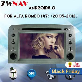 Reproductor multimedia Android 8,0 para coche Alfa Romeo Spider, Alfa Romeo 147/GT...