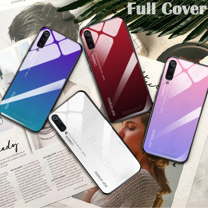 A50 Gradient <font><b>Case</b></font> for <font><b>Samsung</b></font> Galaxy A50 <font><b>Case</b></font> for <font><b>Samsung</b></font> A10 A20 A40 A70 A20e M20 M30 sansung Back Cover Fundas Coque <font><b>A</b></font> 50 <font><b>70</b></font> image