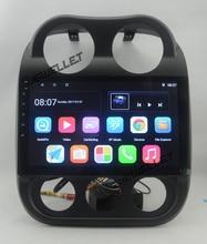 """10,1 """"Quad core 2.5D IPS pantalla Android coche GPS radio de navegación para Jeep Compass 2011-2016 con 4G/Wifi/DVR OBD enlace espejo"""