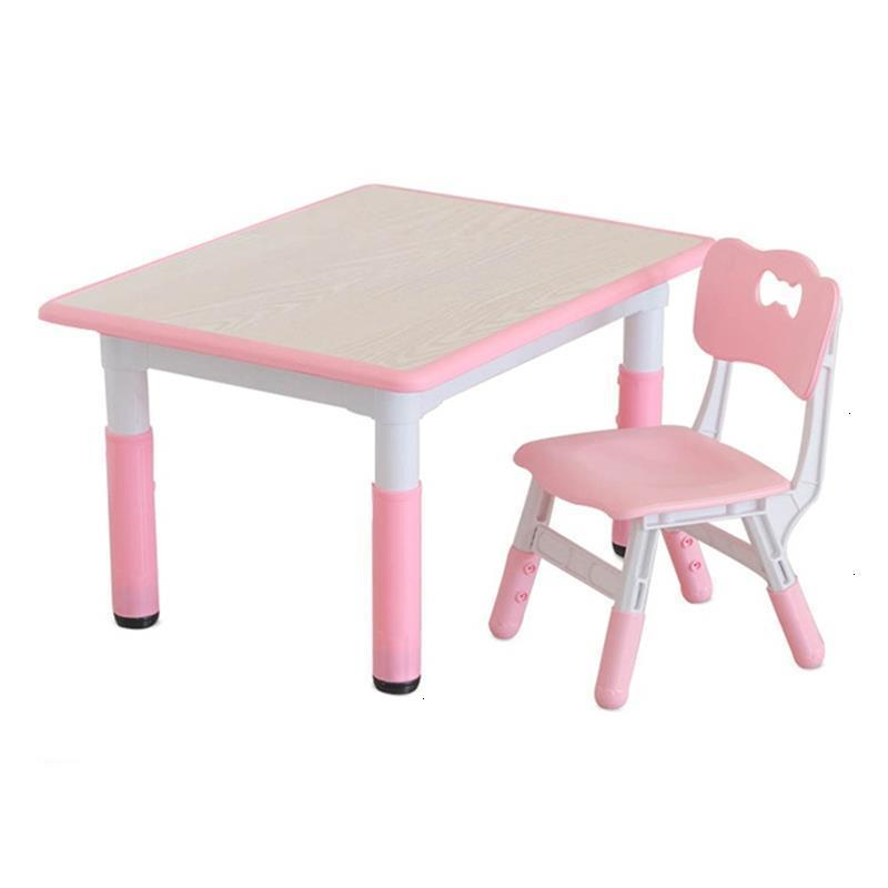 Play Children Child Chair And Tavolo Bambini Y Silla Cocuk Masasi Kindergarten Mesa Infantil Enfant For Study Table Kids Desk