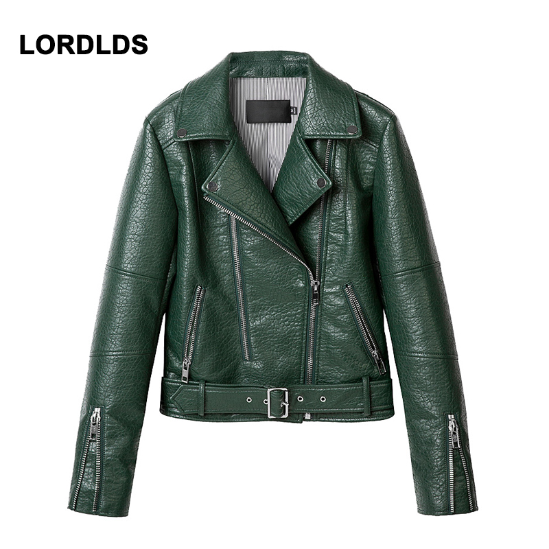 LORDLDS Jacket Multi-Color Clothing Short Handsome New Lychee Female