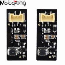 2 piezas de controlador trasero F25 b003809.2 Reparación de luz LED Led025 3W 63217217314 reemplazo de la luz trasera del tablero para X3 Sport 02CBA1101ABK Chip