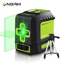 NORMA 2 Linee di Livello del Laser Può Utilizzare NORMA Livello Ricevitore Forza Della Luce Regolabile MINI Livelli Con Il Treppiedi Del Basamento Del Morsetto
