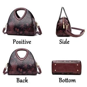 Image 3 - Nieuwe Vrouwen Grote Handtas Hoge Kwaliteit Leer Luxe Handtassen Vrouwen Tassen Designer Messenger Tassen Voor Vrouwen Lady Schoudertas