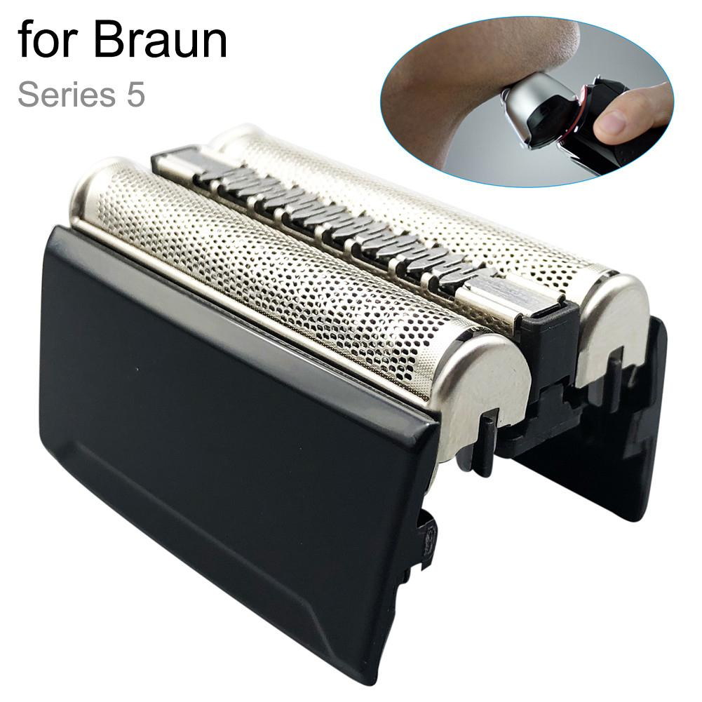 Electric Shaver Head Replace Razor Head Water Resistant Cutter Heads For Braun 5 Series 5020S 5030S 5040S 5050S 5070S 5090CC