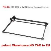 Neje mestre 2s max 30w 40 de alta potência máquina de gravação a laser gd32 mcu madeira roteador 460*810mm gravador a laser aplicativo lightburn